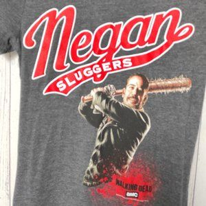 THE WALKING DEAD Negan Sluggers Graphic Tee Med